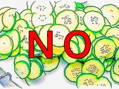 きゅうりが嫌いサムネイル