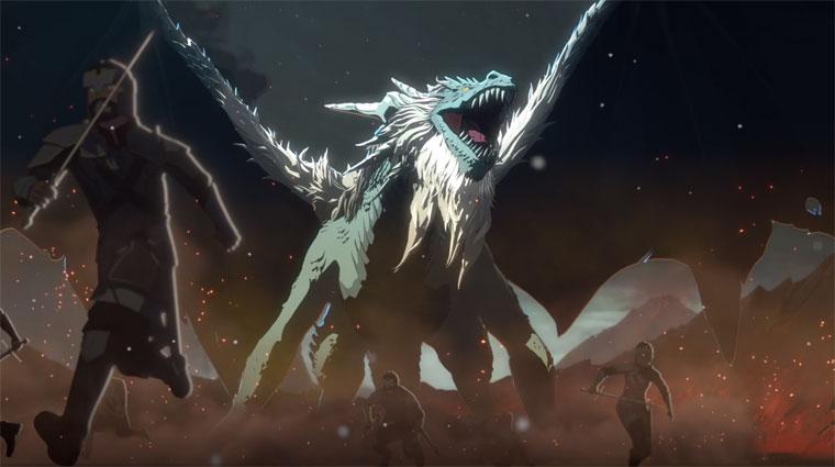 ドラゴン王サンダー