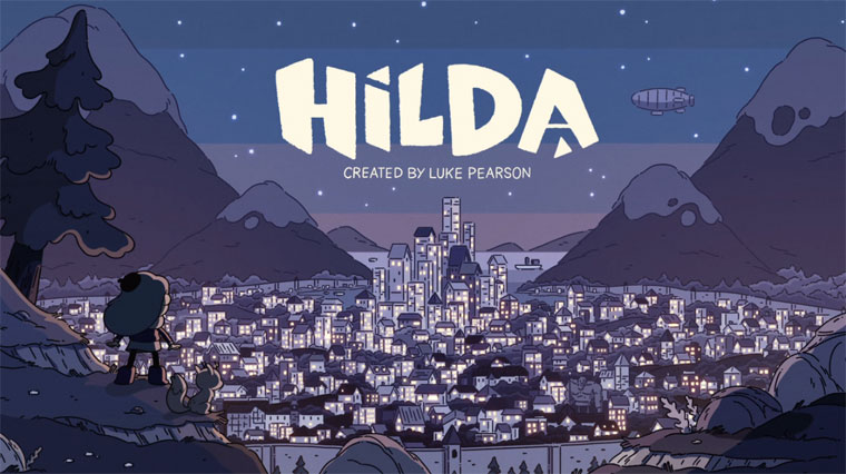 ヒルダの冒険