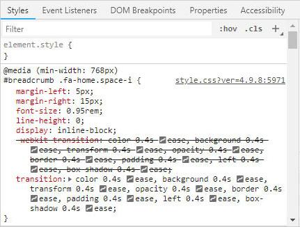 HOMEアイコンのCSSコード